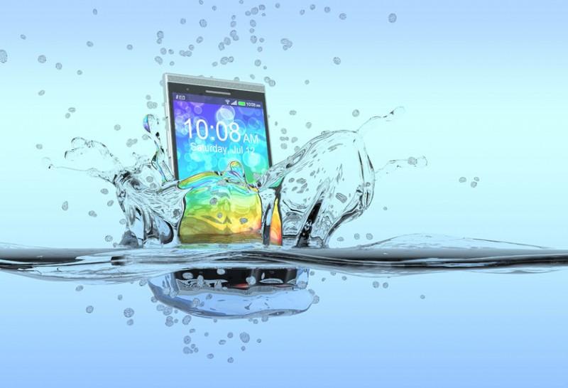 Do Not Dry Wet Smartphones in Rice Cookers