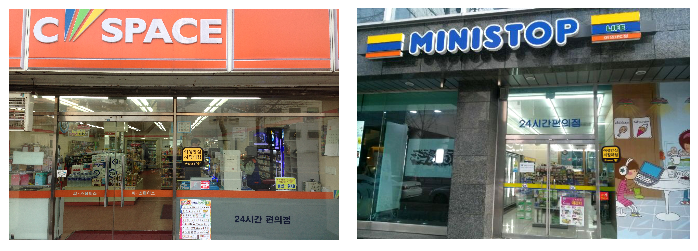 As convenience stores offer 24/7 service and have closed circuit television cameras, most of them have been considered suitable for women in danger to stay for a while. (image: Seoul Metropolitan Government)