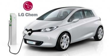 LG Chem Invests $450 Mil. in Nanjing's E-Car Battery Plant