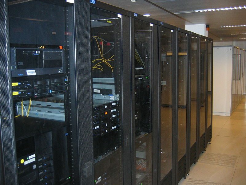 Database virtualization is on the rise due to its cost savings, efficiency and agility benefits. (image: wikimedia)