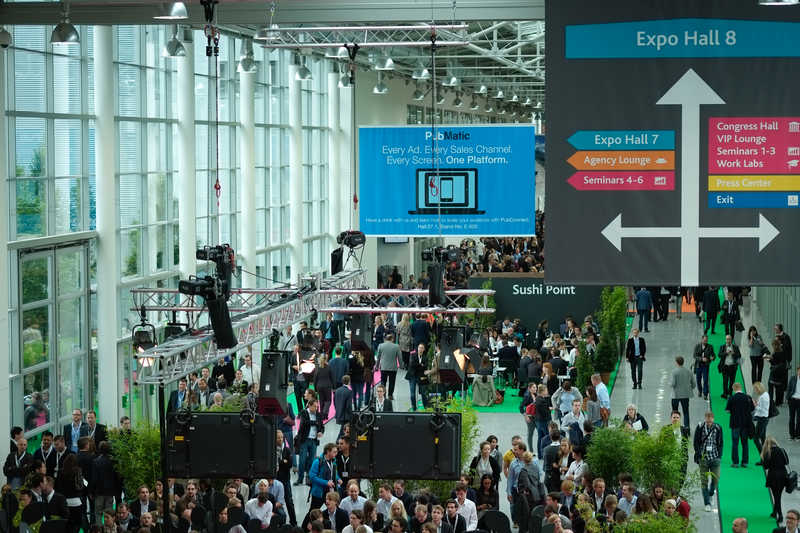 dmexco is the leading global trade fair and conference for the digital economy. (image: dmexco)