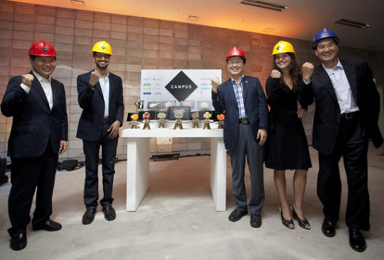 [Quote] Asia's First Google Campus to Be Opened  in Seoul