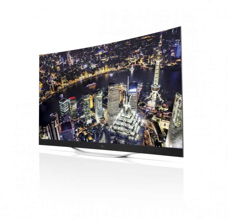 LG First to Commercialize 4K OLED TV
