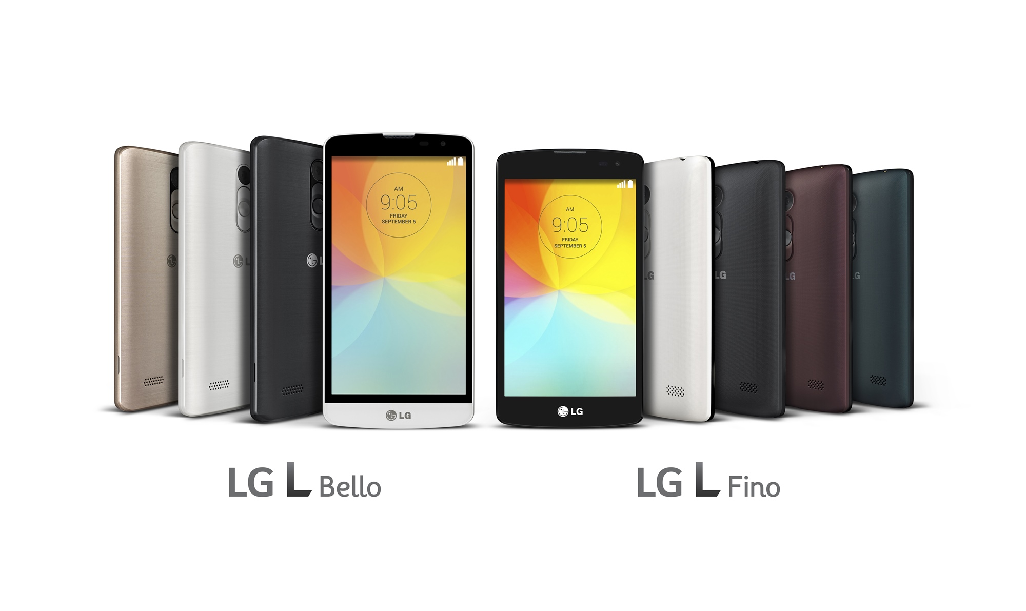 LG Electronics will unveil a pair of its newest smartly-priced L Series smartphones at IFA 2014 in Berlin. (image credit: LG Electronics)