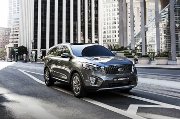 "Kia Unveils ""All New Sorento"" after 24 Earth-rounds of Test Running"