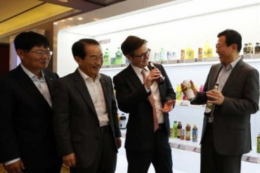 Lotte Focuses on Omni-channel Retailing Strategy