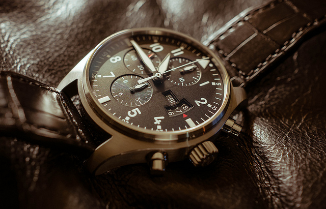 The volume of imported luxury watches reached US$21.6 million, a monthly high since January 2000 when the office began collecting the statistics on monthly basis. (image: Mitchel Jones/flickr)