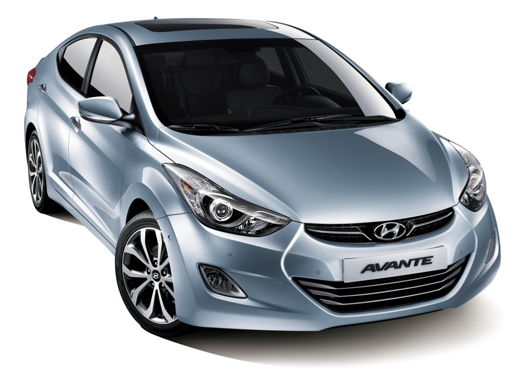 The Avante, which was marketed first in October 1990 as the brand name Elantra, has been sold 9.87 million units both at home and abroad as of last August. (image: Hyundai Motor)