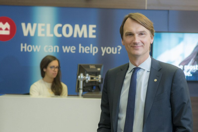 Cam Fowler, Group Head, Canadian Personal and Commercial Banking, BMO Financial Group, is scheduled to participate in the Barclays Capital 2015 Global Financial Services Conference.(image credit: BMO Financial Group)