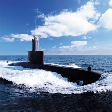 Naval Submarine Jangbogo III to Be Built with Homegrown Technology