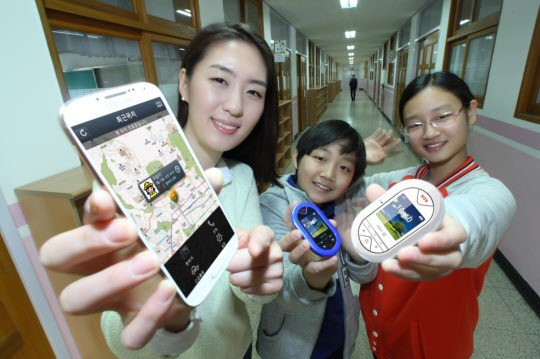 SK Telecom and KT Jointly Promote Kids' Safety Services