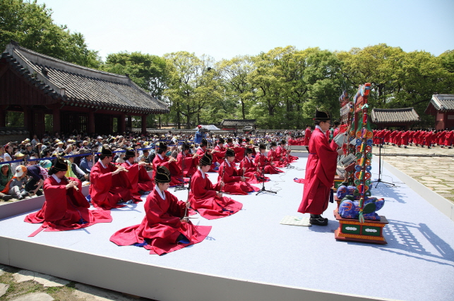Korea's First Royal Ancestral Ritual Music Night Concert to Be Held at Jongmyo Shrine