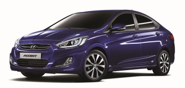 "Hyundai Motor Rolls Out Upgraded ""Accent 2015″"