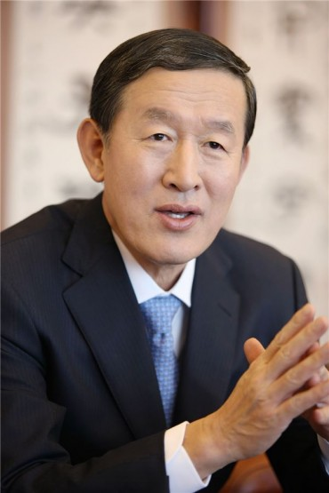 [Quote] GS Chief Pursues Goal to Make GS Sustainable Company