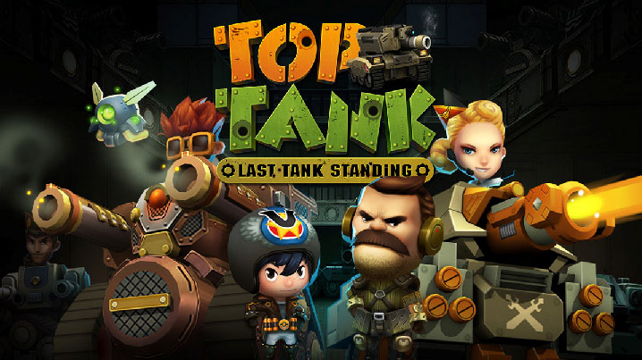 "Global Launch of NHN Entertainment's Real-time Shooting Game ""Top Tank"""