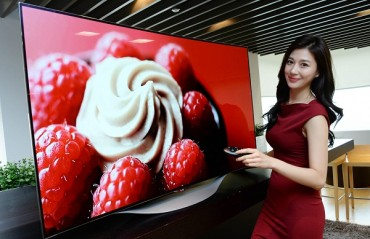 LG Electronics to Lower Price of Curved OLED TV