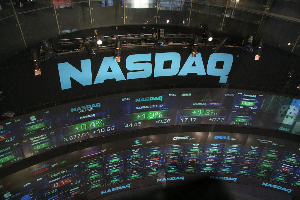 NASDAQ OMX announced that Compass EMP will list a new exchange traded fund, Compass EMP Developed 500 Enhanced Volatility Weighted Index ETF, on The NASDAQ Stock Market. (image: bfishadow/flickr)