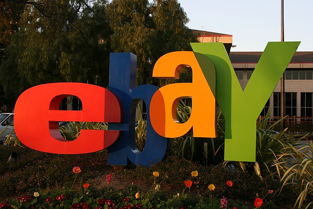 eBay was picked as the preferable channel for overseas start-ups for Korean preparatory entrepreneurs. (image: Ryan Fanshaw/flickr)