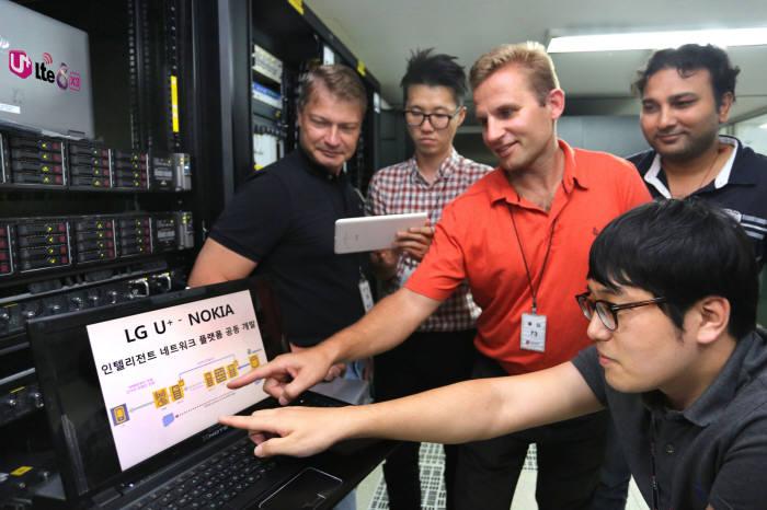LG Uplus and Nokia Develop Intelligent Network Platform for LTE Users