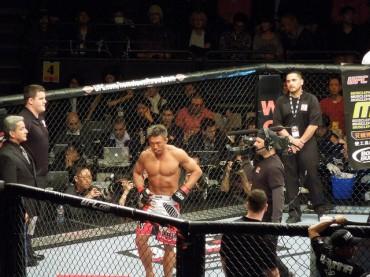 UFC Fighter Choo, Walking Billboard Worth 5 Billion Won