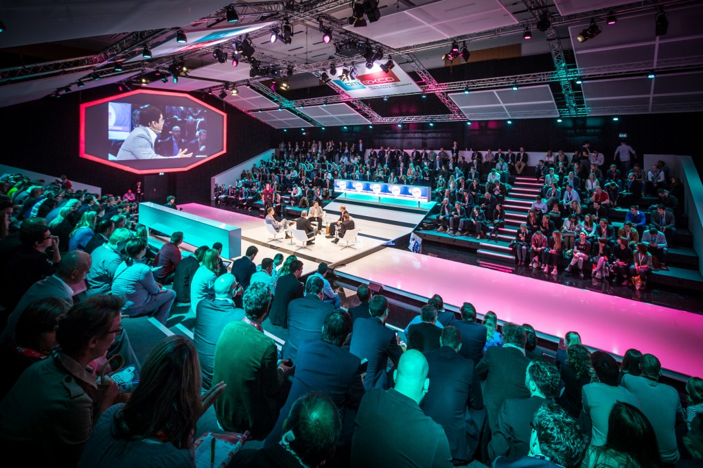 With 807 exhibitors, 470 top-class speakers, and a new record number of more than 31,900 trade visitors, dmexco 2014 has demonstrated its international position as the biggest and most prominent trade fair for the global digital economy. (image credit: dmexco 2014 homepage)