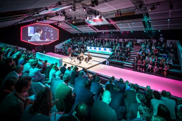 dmexco 2015 Is Linking All of the Worlds of the Global Digiconomy