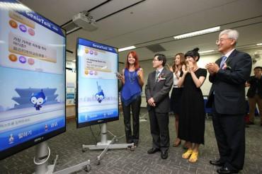 ETRI Unveils the New 'Genie Talk' an Instant Translation App