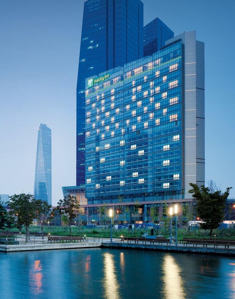IHG Opened Holiday Inn Incheon Songdo in Korea