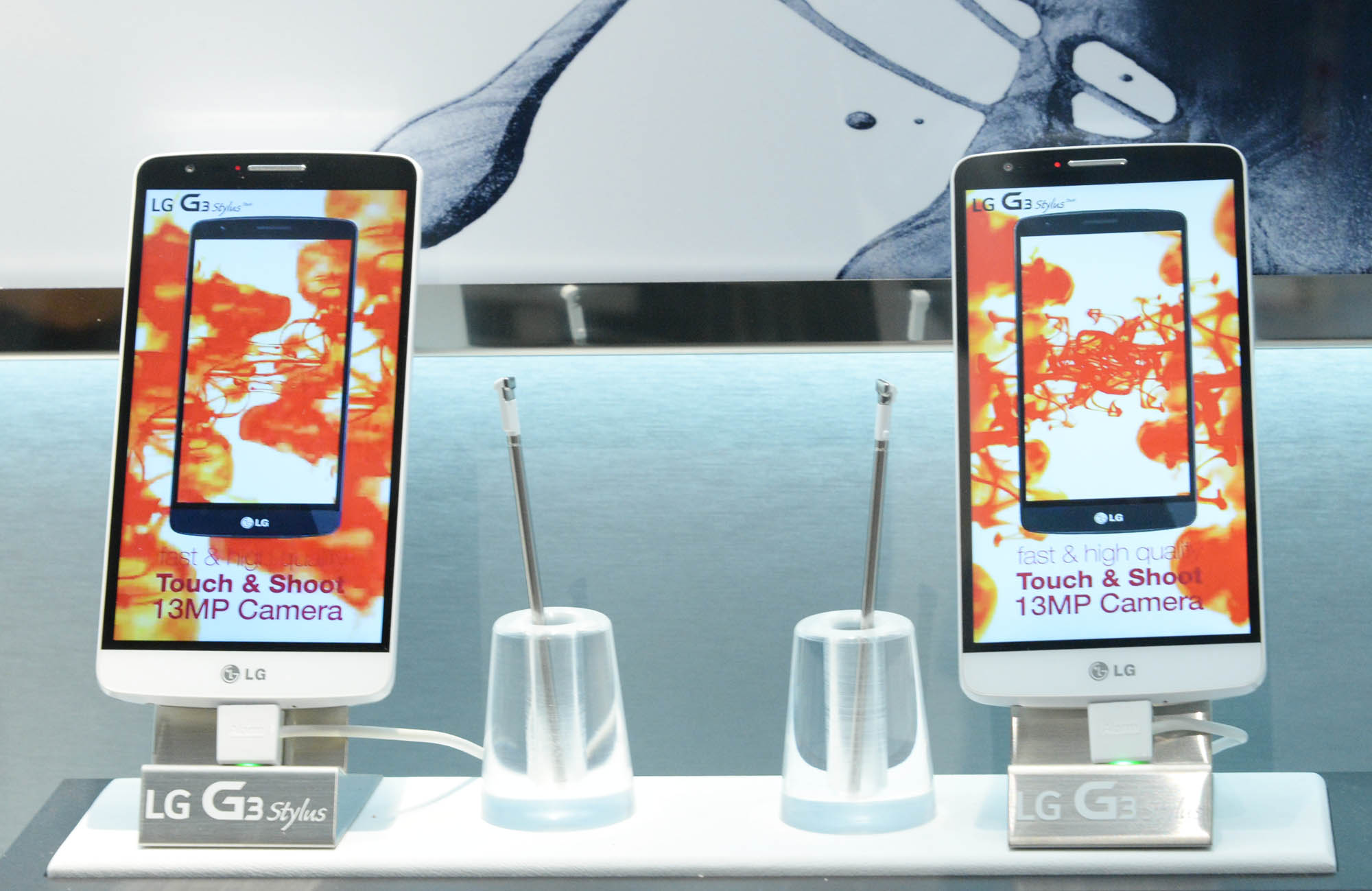LG Electronics announced the global rollout of the LG G3 Stylus, a new pen-enabled smartphone that inherits the core DNA of the acclaimed LG G3. (image credit: LG Electronics)