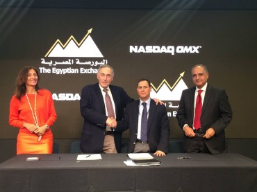 The Egyptian Exchange (EGX) Extends Trading Technology Contract With NASDAQ OMX