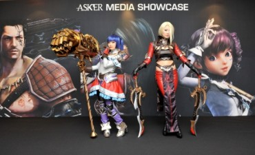 NEOWIZ GAMES Showcases the Next Generation Growth Engine 'Asker'