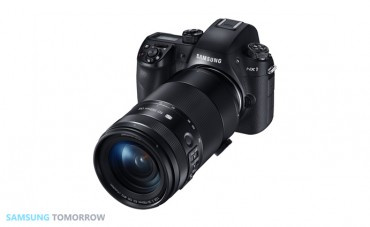 Samsung Heralds a New Era of Photography with the Samsung NX1