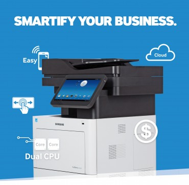 Samsung Showcases Smart Printing Solutions with New B2B Product Launch Campaign