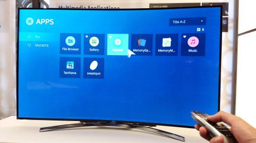 Samsung Tizen TV_app
