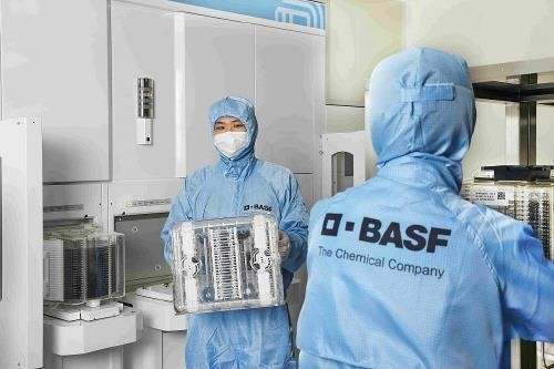 The BASF Global R&D Center for OLED Materials Sets Up in Gyeonggi Province_2