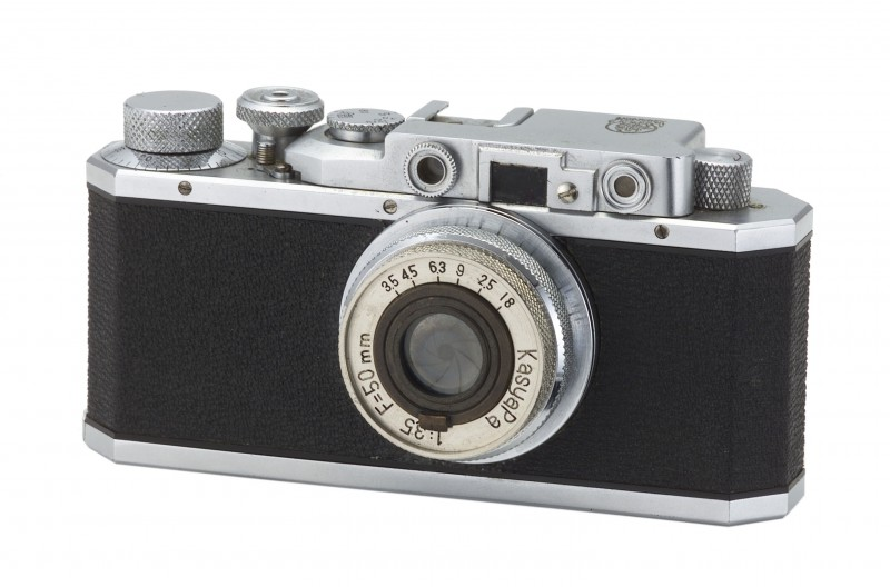Canon Celebrates the 80th Anniversary of the Company's First Camera – the Kwanon