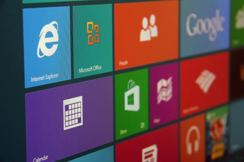 Microsoft's Windows 8.1 Overtakes 8 Worldwide