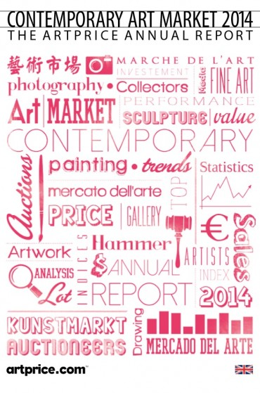 Artprice: the 2013/2014 Contemporary Art Market Report is now online