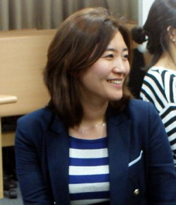Park Ji-hyun, director of Youth Exchange Department at Better World