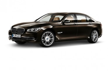 [Photo] BMW to Showcase Special 7-Series in Paris Auto Show