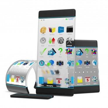 Korea Leads the World in Flexible Smartphone-related Patents