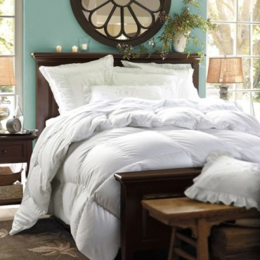 High Temperature Variation Attracts More People to Buy Goose Down Bedding