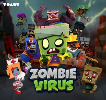 Zombie Virus Game of NHN to Lead Global Game Market