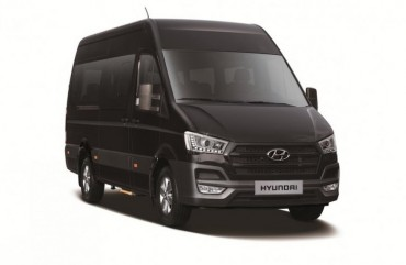 Hyundai Motor' H350 to Advance into Commercial Vehicle Market in Europe