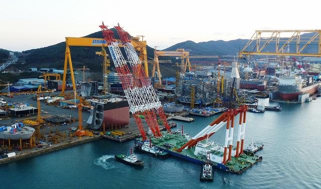 DSME Clinches 2 Eco-friendly LNG Vessel Deals