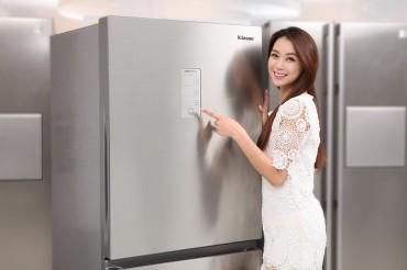"Dongbu Daewoo Electronics Rolls Out Smart Kimchi Refrigerator ""Smart Klasse"""