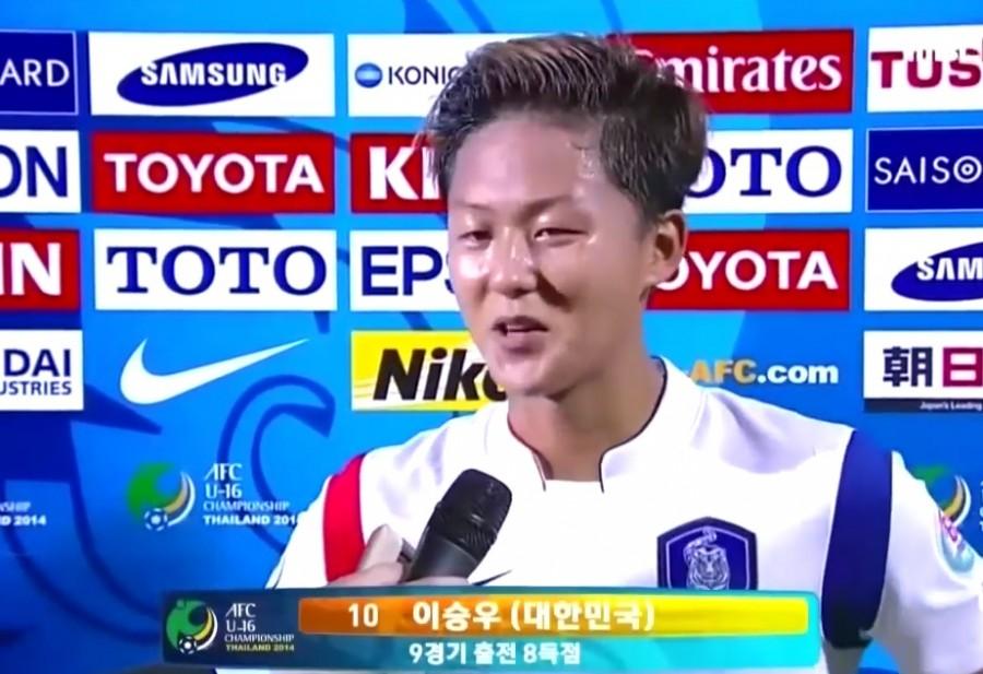 "Korea Caught in Fever of ""Korean Messi"""