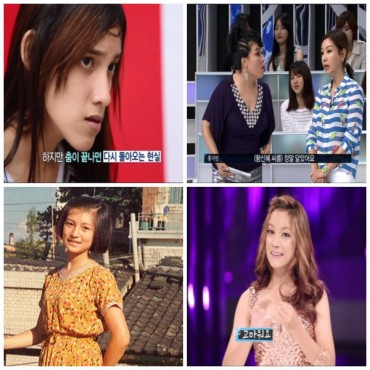 "New Beauty in ""Let Me In"" Attracts Attention for Her Resemblance with Show Hostess"