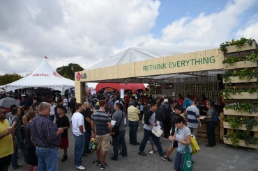 LG Taps into the Power of Crowdsourcing Joining World Maker Faire New York 2014