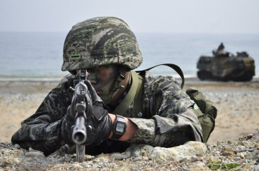 "Korea to Implement ""Labor Saving"" Measures for Soldiers to Reduce Fatalities at G.O.P."